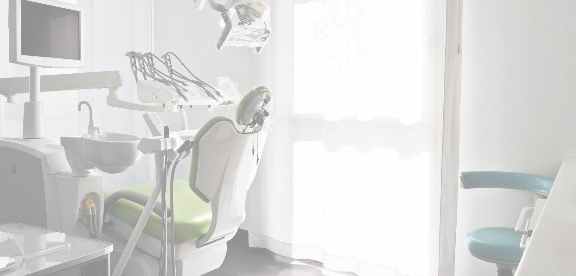 Professionisti specializzati nei diversi settori odontoiatrici